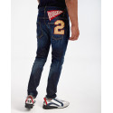 Dsquared2 Τζην Logo Scater Jean - S74LB0830S30664 - ΜΠΛΕ