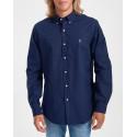 Polo Ralph Lauren Πουκάμισο Long Sleeve Shirt - 710792044005 - ΜΠΛΕ