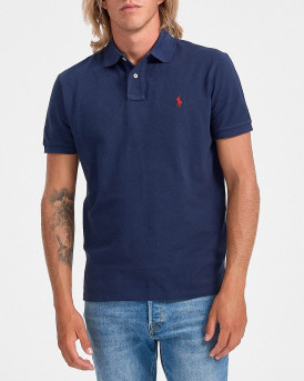 Polo Ralph Lauren Polo Basic - 710782592008 - ΜΠΛΕ