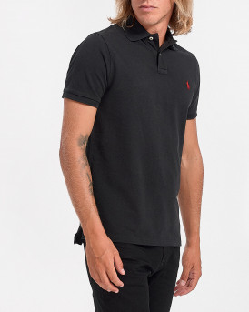 Polo Ralph Lauren Polo Basic - 710782592001 - ΜΑΥΡΟ