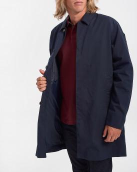 Barbour Μπουφάν Lorfen Jacket - 3BRMWB0835 - ΜΠΛΕ