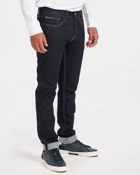 Tommy Hilfiger Παντελόνι Jeans Scanton - DΜ0DM08250 - ΜΠΛΕ