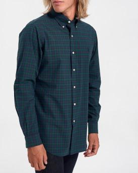 Polo Ralph Lauren Πουκάμισο Cotton Stretch Shirt - 710815584007 - ΛΑΔΙ