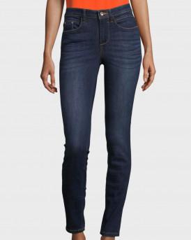 Tom Tailor Skinny Jeans Alexa - 1008122.ΧΧ.70 - ΜΠΛΕ