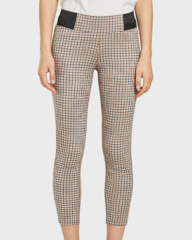 Tom Tailor Παντελόνι Treggings With Elastic Waistband - 1021252.XX.70 - ΚΑΦΕ