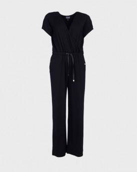 Barbour Ολόσωμη Φόρμα Jumpsuit - 3BRLDR0368 - ΜΑΥΡΟ