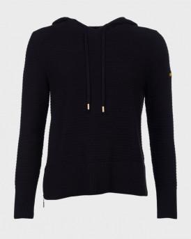 Barbour Πλεκτό Sweater - 3BRLKN1062 - ΜΑΥΡΟ
