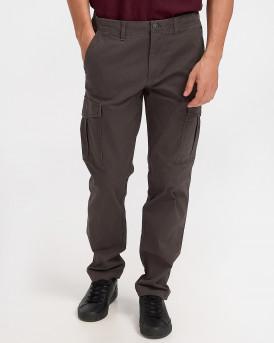 Jack & Jones Παντελόνι Cargo Trousers - 12174186 - ΑΝΘΡΑΚΙ