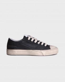 Guess Sneakers Ederle - FM7ELOELE12 EDERLE - ΜΑΥΡΟ