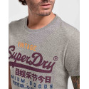 Superdry Vintage Logo T-Shirt - Μ1010344A - ΜΑΥΡΟ