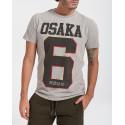 Superdry Osaka Surplus T-Shirt - M1010375A - ΜΠΛΕ