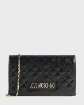 Love Moshino Τσάντα Crossbody - JC4059PP1BLΑ0 - ΜΑΥΡΟ