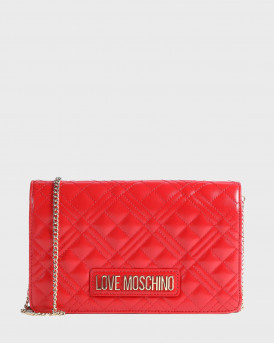 Love Moshino Τσάντα Crossbody - JC4059PP1BLΑ0 - ΚΟΚΚΙΝΟ