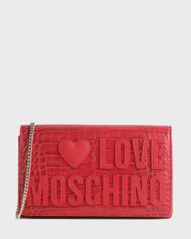 Love Moshino Τσάντα Crossbody - JC4063PP1BLH1 - ΚΟΚΚΙΝΟ