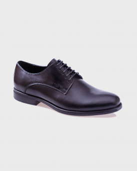 Boss Shoes Ανδρικό Παπούτσι - P6218 - ΜΑΥΡΟ