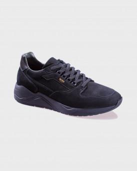 Boss Shoes Παπούτσια Sneakers - P421 - ΜΑΥΡΟ