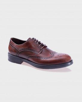 Boss Shoes Ανδρικό Παπούτσι - Ρ6501 - ΚΑΦΕ