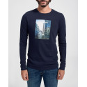 Jack & Jones Mπλούζα Longsleeve T-Shirt - 12175090 - ΑΣΠΡΟ