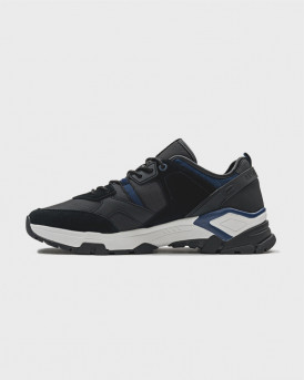 ANTONY MORATO ΥΠΟΔΗΜΑΤΑ RUNNING SNEAKER IN NYLON - MΜFW01296/FA800104 - ΜΑΥΡΟ