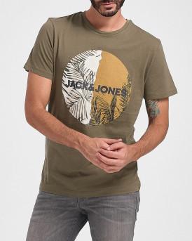 Jack & Jones Jorstein T-Shirt Crew Neck - 12174356 - ΛΑΔΙ