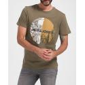 Jack & Jones Jorstein T-Shirt Crew Neck - 12174356 - ΜΠΛΕ