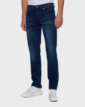 BOSS ΠΑΝΤΕΛΟΝΙ ΤΖΗΝ Regular-fit jeans - 50438844 - ΜΠΛΕ