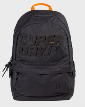 Superdry Τσάντα Montauk Montana Backpack - M9110117Α - ΜΑΥΡΟ