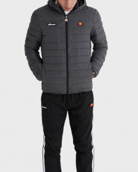 Ellesse Μπουφάν Lombardy Padded Jacket Grey - SHG01115 - ΓΚΡΙ