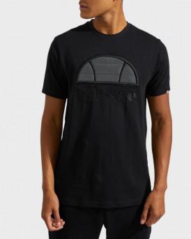 Ellesse Quil Black T-Shirt - sHG09738 - ΜΑΥΡΟ