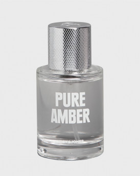 JACK & JONES EAU DE TOILETTE PURE AMBER INGREDIENTS FRAGRANCE 40ML - 12164362 - ΑΣΗΜΙ