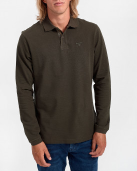 Barbour Sports Polo Long Sleeve - 3BRMML0705 - ΛΑΔΙ
