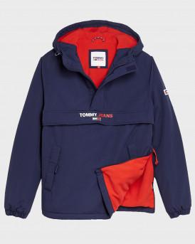 Tommy Hilfiger Μπουφάν Padded Jacket - DM0DM08760 - ΜΠΛΕ