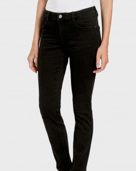 Tom Tailor Παντελόνι Αlexa Jeans - 1021707.XX.70  - ΜΑΥΡΟ