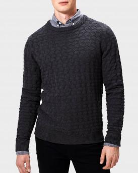 Produkt Πλεκτό Knitted Pullover - 12138044 - ΜΠΛΕ