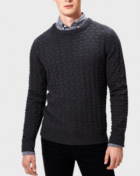 Produkt Πλεκτό Knitted Pullover - 12138044 - ΓΚΡΙ