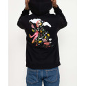 RVCA STACEY ROZICH THE GORGEOUS HUSSY HOODIE - U1HORCRVF0 - ΜΑΥΡΟ