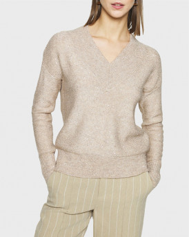 Only Πλεκτό Knitted Pullover - 15210966 - ΜΠΕΖ