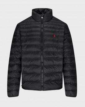 Polo Ralph Lauren Καπιτονέ Jacket - 710810897012 - ΜΑΥΡΟ