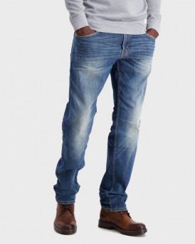 Shine Παντελόνι Jeans - 2-02603ΜΤΒ - ΜΠΛΕ