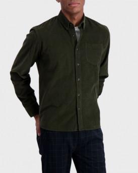 Shine Πουκάμισο Corduroy Shirt - 2-200066 - ΛΑΔΙ