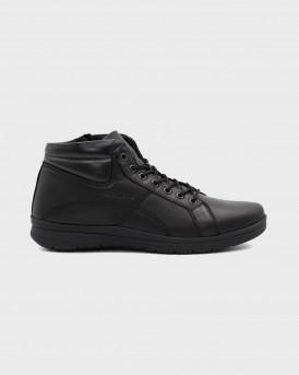 Lumberjack Ανδρικά Joele Casual shoes - SM67604-001 JOELE - ΜΑΥΡΟ