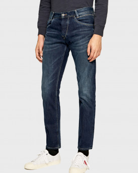 Pepe Jeans Spike Παντελόνι Jeans - PΜ200029Ζ454 SPIKE - ΜΠΛΕ