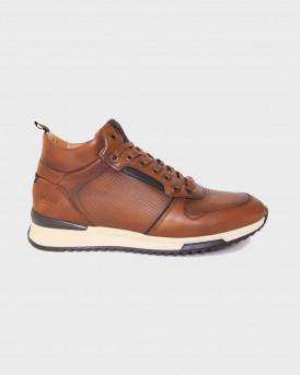 Βοss Shoes Ανδρικά Μποτάκια - M25290 - ΤΑΜΠΑ