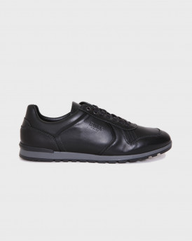 Boss Shoes Παπούτσια Sneakers - ΜQ150 - ΜΑΥΡΟ