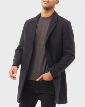 Jack & Jones Παλτό Classic Wool Coat - 12178870  - ΜΠΛΕ