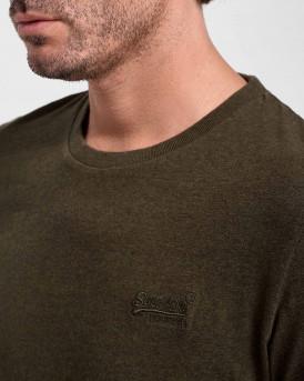 Superdry Mπλούζα Longsleeve T-Shirt - Μ6010122A - ΛΑΔΙ