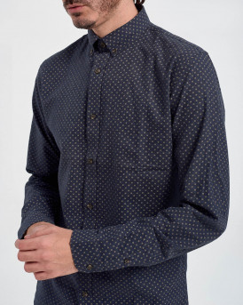 Shine Πουκάμισο Original Shirt - 2-200064 - ΜΠΛΕ