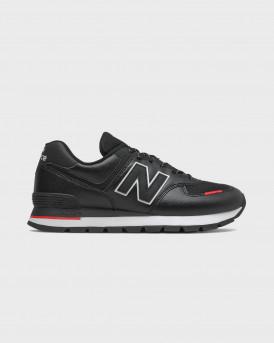 New Balance 574 Rugged Sneakers - ΜL574DTD - ΜΑΥΡΟ