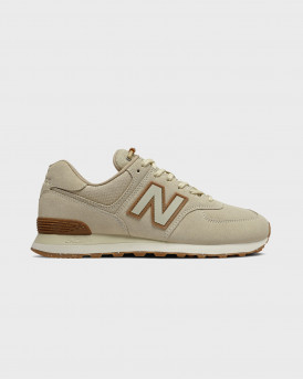 New Balance 574 Rugged Sneakers - ΜL574SOK - ΜΠΕΖ