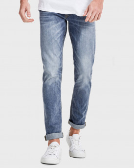 JACK & JONES GLENN ORIGINAL AM 152 SPS JEANS - 12116393 - ΜΠΛΕ